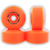SPEEDLAB WHEELS JUGGERNAUTZ ORANGE 60MM 99A (Set of 4)