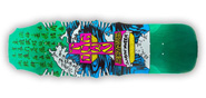 DOGTOWN AARON MURRAY GREEN RE-ISSUE DECK 10.5 X 30