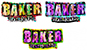 BAKER FINGER PAINTING STICKER