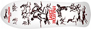 POWELL PERALTA BONES BRIGADE MOUNTAIN WHIET 10 X 30.75 RE-ISSUE DECK 7.4 X 27.625