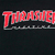 THRASHER OUTLINED BLACK SS XL