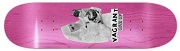 VAGRANT KITTY PINK DECK 8.50