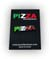 PIZZA TRI COLOR LOGO LAPEL PIN