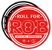 REAL ROLL FOR ROB SM STICKER
