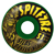 SPITFIRE FORMULA FOUR SILAS SKUNK GREEN RADIAL 53MM 99D (Set of 4)
