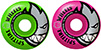 SPITFIRE BIGHEAD CLASSIC MASHUPS PINK/GREEN 53MM 99A (Set of 4)