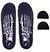 FOOTPRINT GAMECHANGERS SKELETON BLACK INSOLE 6/6.5