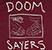 DOOM SAYERS SNAKE SHAKE BURGUNDY SS XL