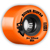 BONES ATF ROUGH RIDERS ORANGE WHEELS 59MM (Set of 4)