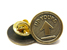 GOOD WORTH & CO UP YOURS LAPEL PIN